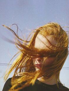 Ilona Swagemakers by Panos Davios Grunge Hair, Her Hair, Redheads, Hair Inspiration, Hair Makeup, Hair Color, Hair Beauty, Hairstyle, Long Hair Styles