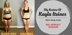 Kayla Itsines BBG Workout Review - My Bikini Body Guide Journey