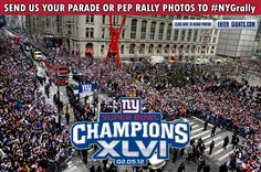 G-Men parade photos