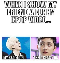 Why isn't it funny to others? Wae?! XD