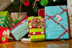 GiFtS....can't wait