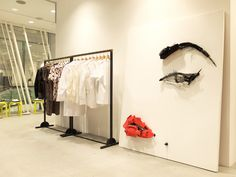 New Spaces at DSMG : ginza.doverstreetmarket.com