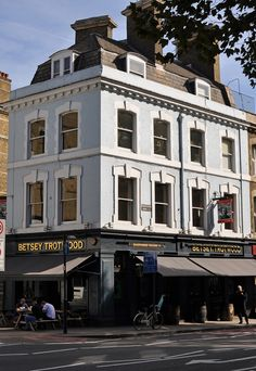 UK Public House: Betsey Trotwood,  Farringdon Road,  Islington, London. EZTD, Flickr