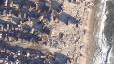 Hurricane Sandy Brick NJ | Mantoloking, New Jersey