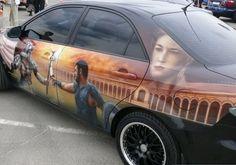 artistic auto paint designs - Google Search