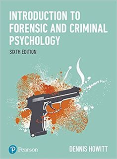 Introduction to Forensic and Criminal Psychology (eBook Rental) Psychology Textbook, Psychology Notes, Abnormal Psychology, Forensic Psychology, Psychology Facts, Psychology Experiments, Behavioral Psychology, Color Psychology, Developmental Psychology