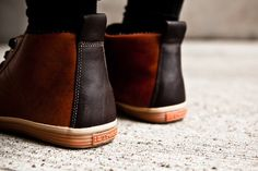 Obo GTX Leather Shoe by Tretorn