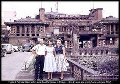 昭和30年頃(1955)帝国ホテル。