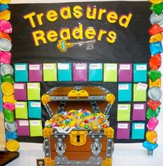 Pirate+Theme+Classroom+Ideas | First Grade The Kid Way :o): Pirate Theme Classroom