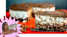 Torta Fredda Al Cioccolato e Riso Soffiato