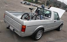 Image detail for -Volkswagen Rabbit Pickup Rear View Photo 18