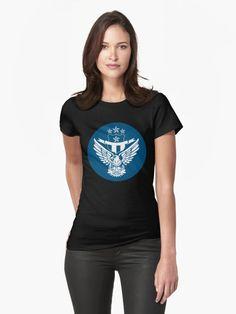 Damen T-Shirt Feder Vögel Feather Birds Slim Fit Neverless®