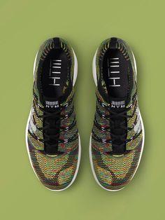 """Nike Sportswear Flyknit """"Multi Colour"""" pack. More info/photos here: http://www.sprhuman.com/nike-sportswear-multi-color-pack/"""