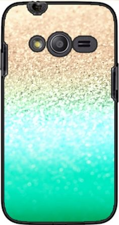 Case GATSBY AQUA GOLD for Samsung Galaxy Ace 4 G313