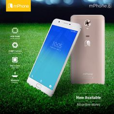 #mPhone8 - Most Elegance #smartphone #android #androiddev   www.mphone.org
