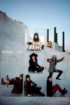 Jefferson Airplane Images courtesy of Art Kane Archive & Reel Art Press