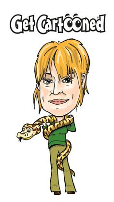 One of a series of caricatures for a veterinary team of them and their pets East Street, Pet Snake, Caricatures, Branding, Cartoon, Pets, Creative, Fictional Characters, Brand Management
