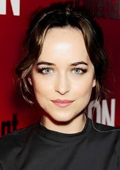 I think Dakota Johnson will make a great Anastasia Steele