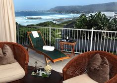 Stunning accommodation in Hermanus Beach Villa, South Africa