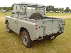 Land Rover Pick Up, Land Rover 88, Land Rover Series 3, Land Rover Defender, Tacoma 4x4, Bug Out Vehicle, Off Road, Car In The World, Range Rover