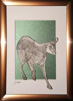Moose Art, Animals, Ink Drawings, Painting Art, To Draw, Animales, Animaux, Animal, Animais