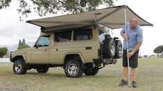The Alu-Cab 270 Shadow Awning is something worth seeing. At long when closed, sleek design and only The awning is a one man operation and can be set up in as little as 15 seconds. Cargo Trailer Camper, Car Camper, Cargo Trailers, Truck Canopy, Truck Tent, Truck Bed Camping, Van Camping, Drag Racing Videos, Tent Awning