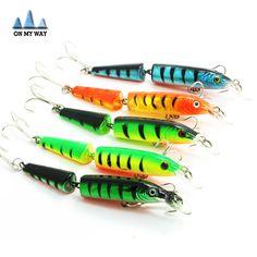 $6.81 (Buy here: https://alitems.com/g/1e8d114494ebda23ff8b16525dc3e8/?i=5&ulp=https%3A%2F%2Fwww.aliexpress.com%2Fitem%2F3D-Eyes-Lifelike-Fishing-Lure-10-5cm-14g-pcs-Floating-Lures-Hard-Bait-5pcs-lot%2F32387315608.html ) 3D Eyes Lifelike Fishing Lure 10.5cm/14g/pcs Floating Lures Hard Bait 5pcs/lot Multi-corlors 2 Sections Fishing Tackle for just $6.81