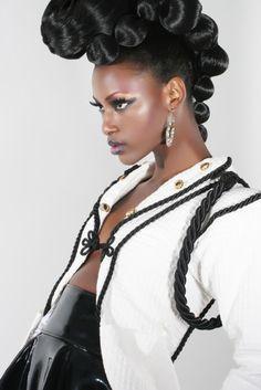 Naoumie Ekiko #hair