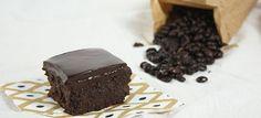 Kávovo-čokoládové brownies   mňamky-recepty.sk  na každý deň