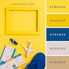 20 Summer Color Palettes and Hex Codes – Ave Mateiu Flat Color Palette, Colour Pallette, Color Palate, Color Blending, Summer Color Palettes, Summer Colors, Couleur Hexadecimal, Color Psychology, Color Swatches