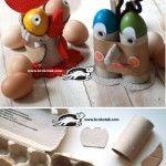 Двуместни+великденски+поставки+за+яйца:)