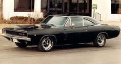1968 Dodge Charger R / T - Classic Muscle Cars - Dodge Muscle Cars, Best Muscle Cars, American Muscle Cars, 1968 Dodge Charger, Charger Rt, Dodge Srt, Plymouth Barracuda, Mustang Cars, Hot Cars
