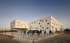 liberal arts & science college, doha – architects coelacanth K&H photographed by pygmalion karatzas