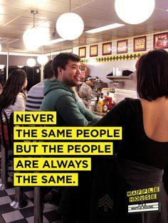 Waffle House - Sarah E Turner