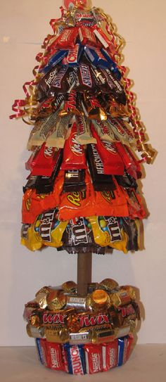 Large Chocolate Tree
