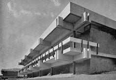 Economic Science Faculty. Barcelona University (1964-1967). Pedro López, Xavier Subias, Guillermo Giráldez.