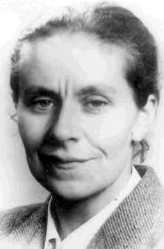 """Irena Adamowicz (1910-1963), """"Righteous Among the Nations"""" from Poland was a member of the Polish Scouts was close to """"Ha-Shomer ha-Tsair"""". She carried out liaison missions for the Jewish underground in the ghettos of Warsaw, Vilnius, Bialystok, Kovno and Siauliai. With her aid, connections were maintained between the underground of the Jewish ghettos and the Armia Krajowa Polish underground."""