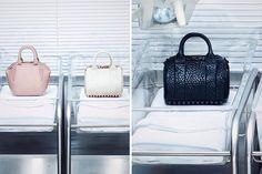 Alexander Wang 為最熱門的手袋推出 Mini 版!