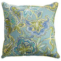 Hochman Ruffle Square Throw Pillow