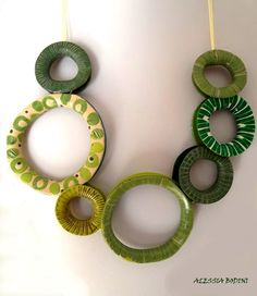 Necklace - Circles