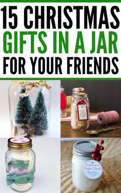 Mason jar gifts for coworkers. These homemade edible treats and other cool gifts for friends and family and a perfect Christmas gift on a budget. Try these mason jar gifts for boyfriend today! Mason Jar Christmas Gifts, Christmas Gifts For Coworkers, Mason Jar Gifts, Christmas Mom, Homemade Christmas Gifts, Perfect Christmas Gifts, Christmas Ideas, Holiday Ideas, Unique Gifts For Boyfriend