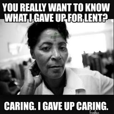 Ok, so maybe not just for Lent.