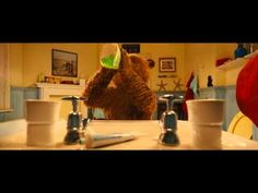 Colin Firth provides the voice of Paddington in this adaptation of the hugely popular children's book about a lovable Peruvian bear. Snow Coming, Official Trailer, Movie Trailers, Theatres, Winter Wonderland, Jade, Friday, Watch, Bath