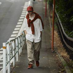 Japan Fashion, Boy Fashion, Winter Fashion, Mens Fashion, Popeye Magazine, Street Style Magazine, New Balance Outfit, Urban Fashion Photography, Asian Street Style