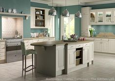 fairmont ivory traditional kitchen