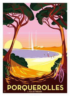 Page officielle de l'Office de Tourisme d'Hyères et ses îles (Porquerolles, Port Cros, Le Levant)