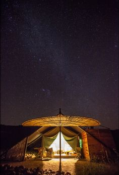 Etendeka Mountain Camp - Damaraland, Namibia