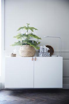 ARAUCARIA potplant | IKEA IKEAnl IKEAnederland decoratie kerst feestdagen inspiratie wooninspiratie interieur wooninterieur woonkamer kamer accessoires Decor, Ikea Hack, Ikea, Slow Living, Home, Large Table, Interior Design Mood Board, Ikea Christmas, Interior Decorating