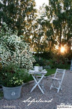 Min Trädgård & Mitt Växthus - Ett inredningsalbum på StyleRoom av Sofielund