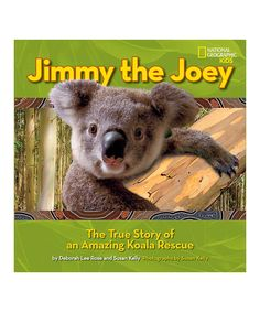 Jimmy the Joey Hardcover